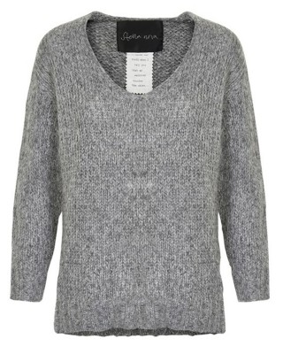 Grey jumper stella nova