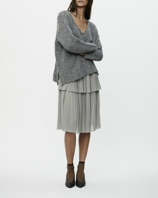 stella nova grey jumper