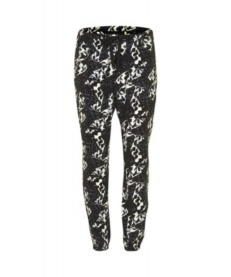 stella nova printed trousers