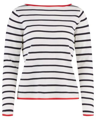 YASLUNA STRIPE KNIT