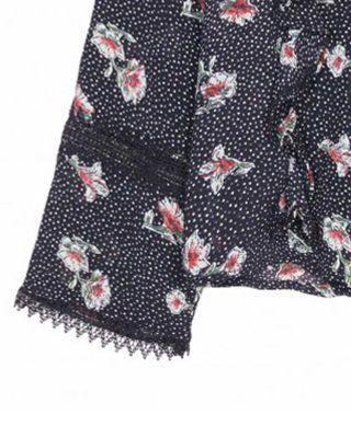 Flower blouse 4