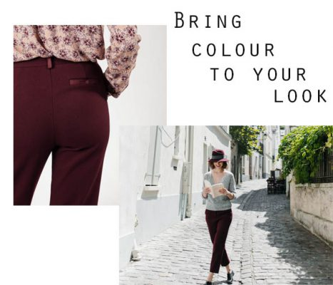 grace & mila trousers words