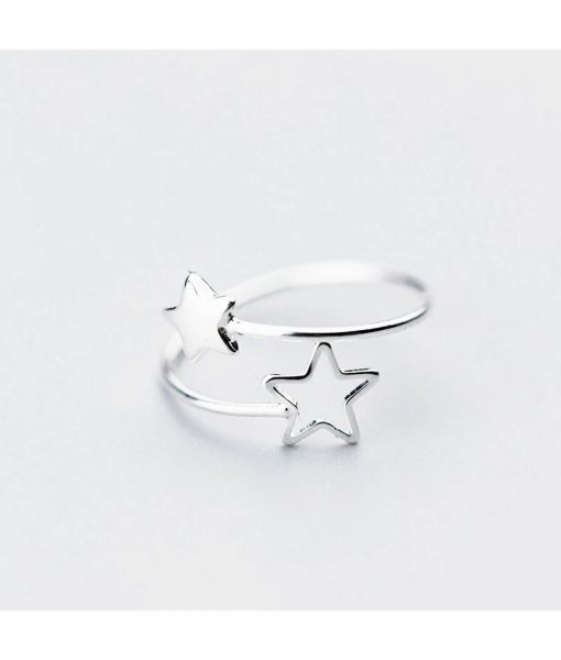 star ring sterling silver 925